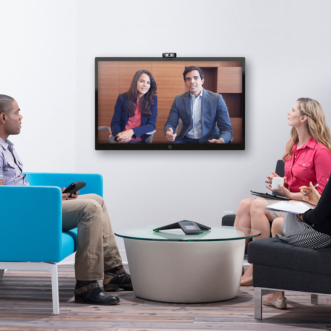 Sign up for the Video Conferencing Supply Newsletter